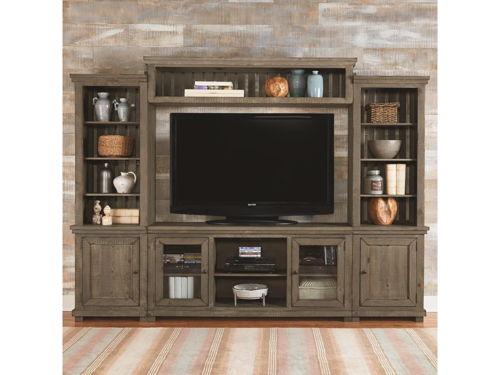 Progressive Furniture WillowWall Unit