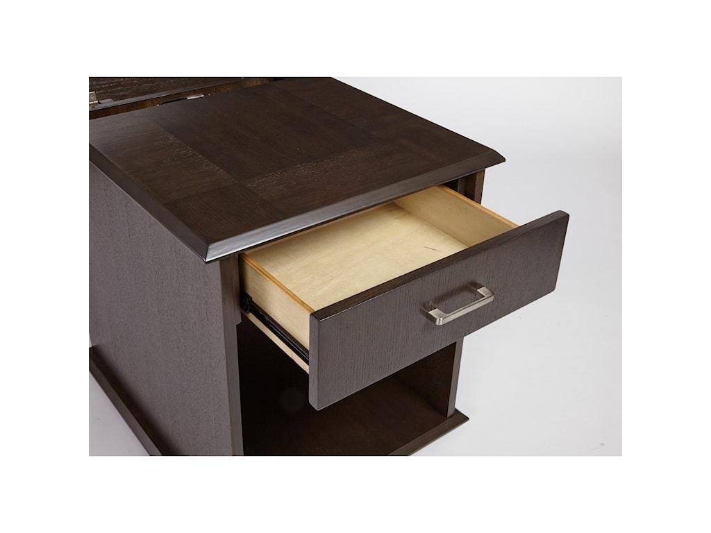 Progressive Furniture XanaduRectangular End Table