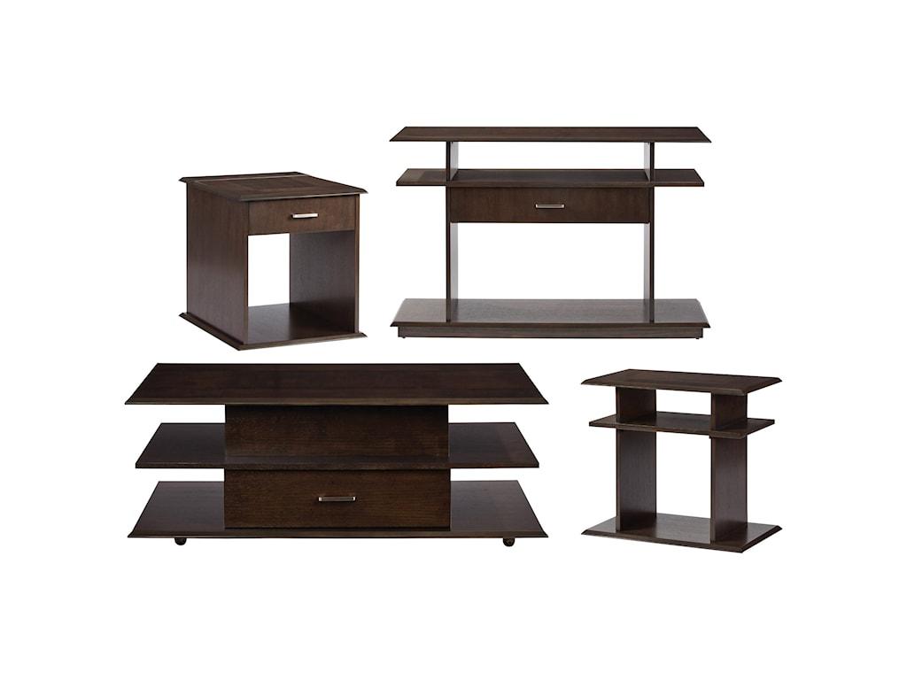 Progressive Furniture XanaduConsole Table