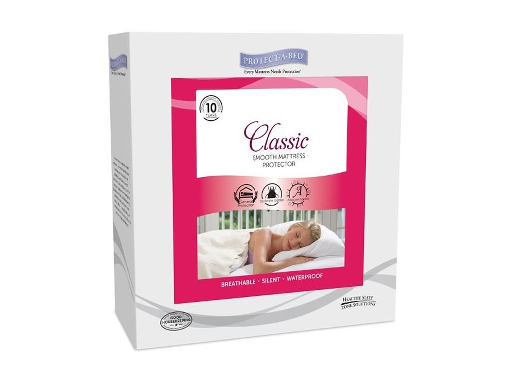 Protect-a-Bed CLA0Twin Mattress Protector