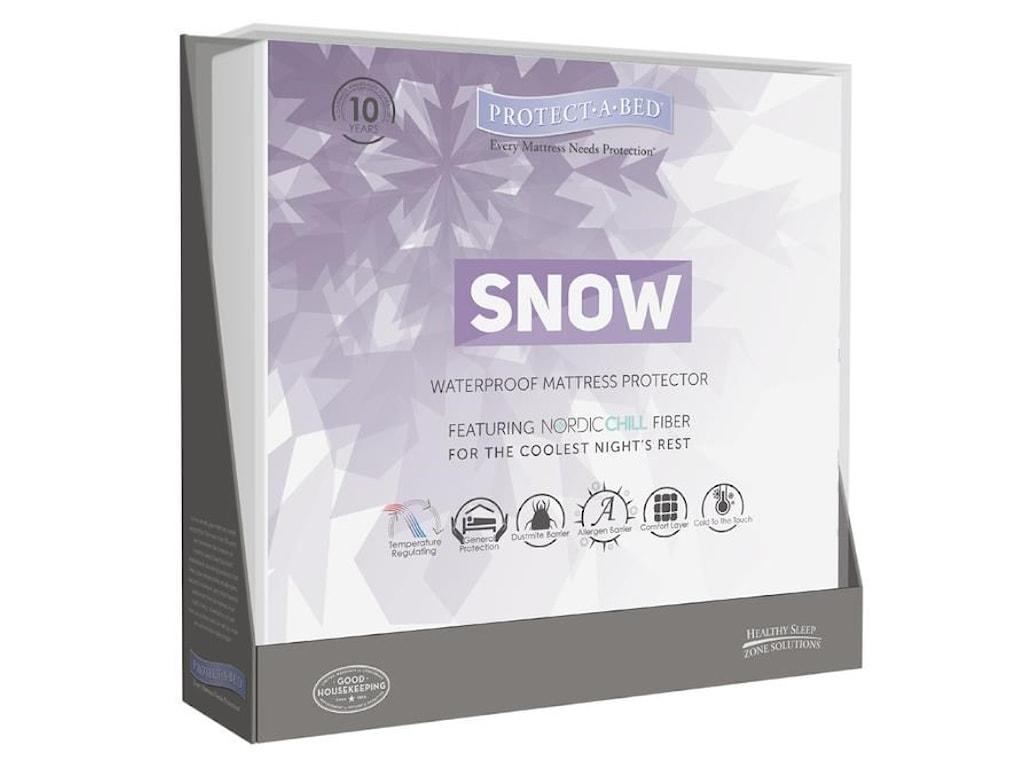 Protect-a-Bed TSS0King Mattress Protector