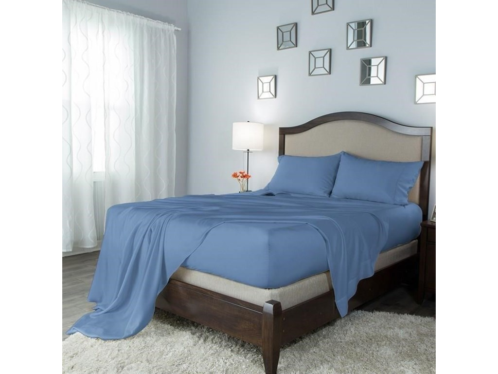 Protect-a-Bed CrispTwin Crisp Tencel Lyocell Sheets