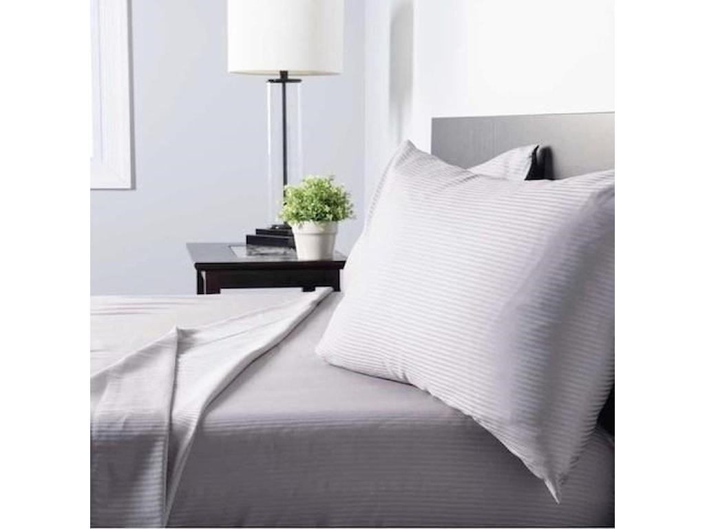 Protect-a-Bed SheetsCalifornia King Natural Cotton Sateen Sheet
