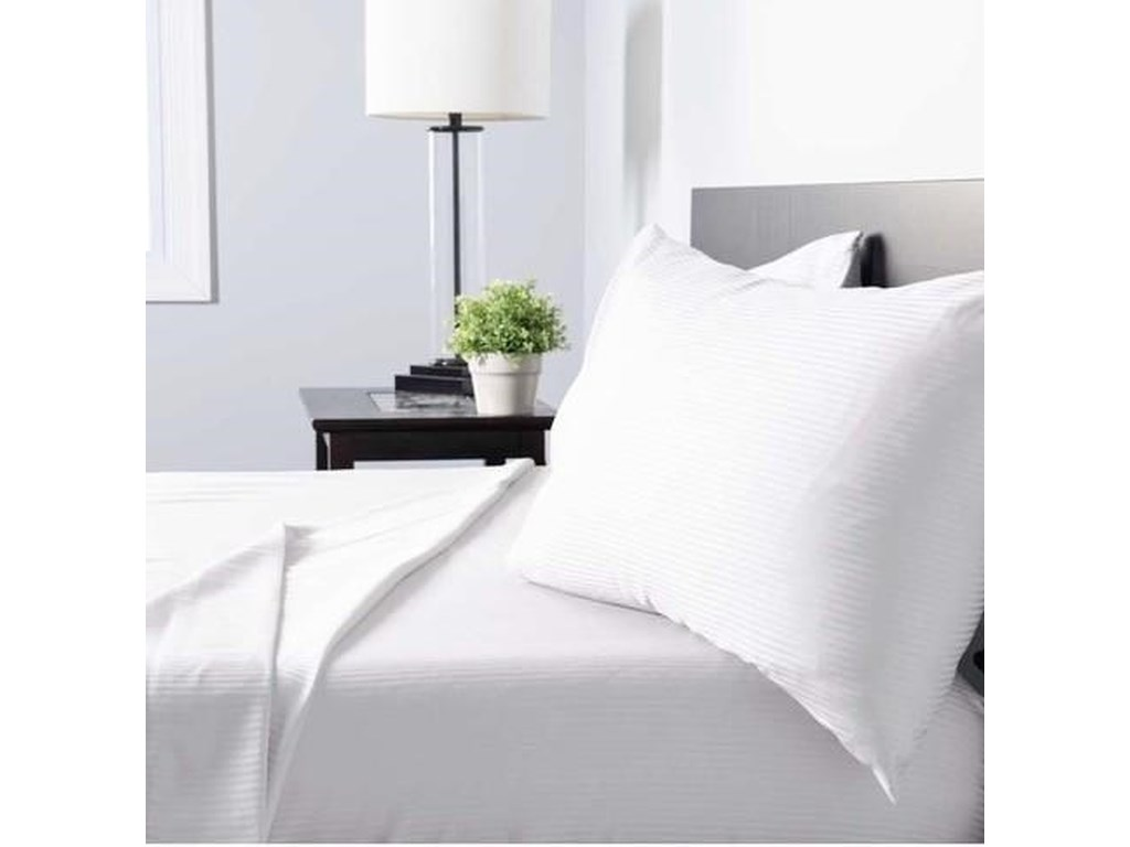 Protect-a-Bed SheetsCalifornia King Natural Cotton Sateen Sheet
