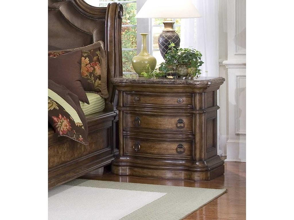 Pulaski Furniture San Mateo3 Drawer Nightstand