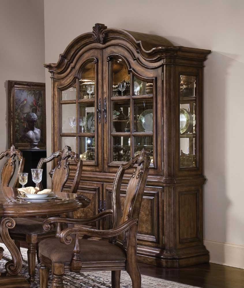 pulaski furniture san mateo china cabinet - miskelly furniture