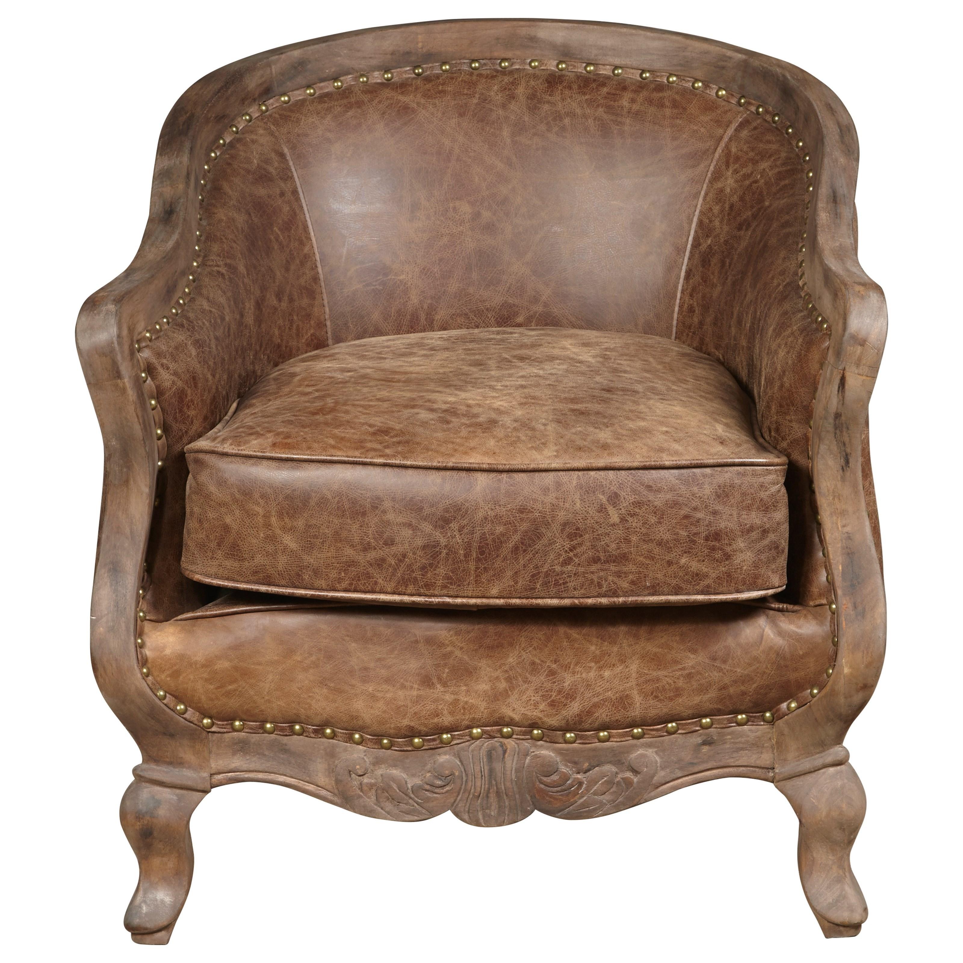 Pulaski Furniture Accent Chairs Sloane Chair ...