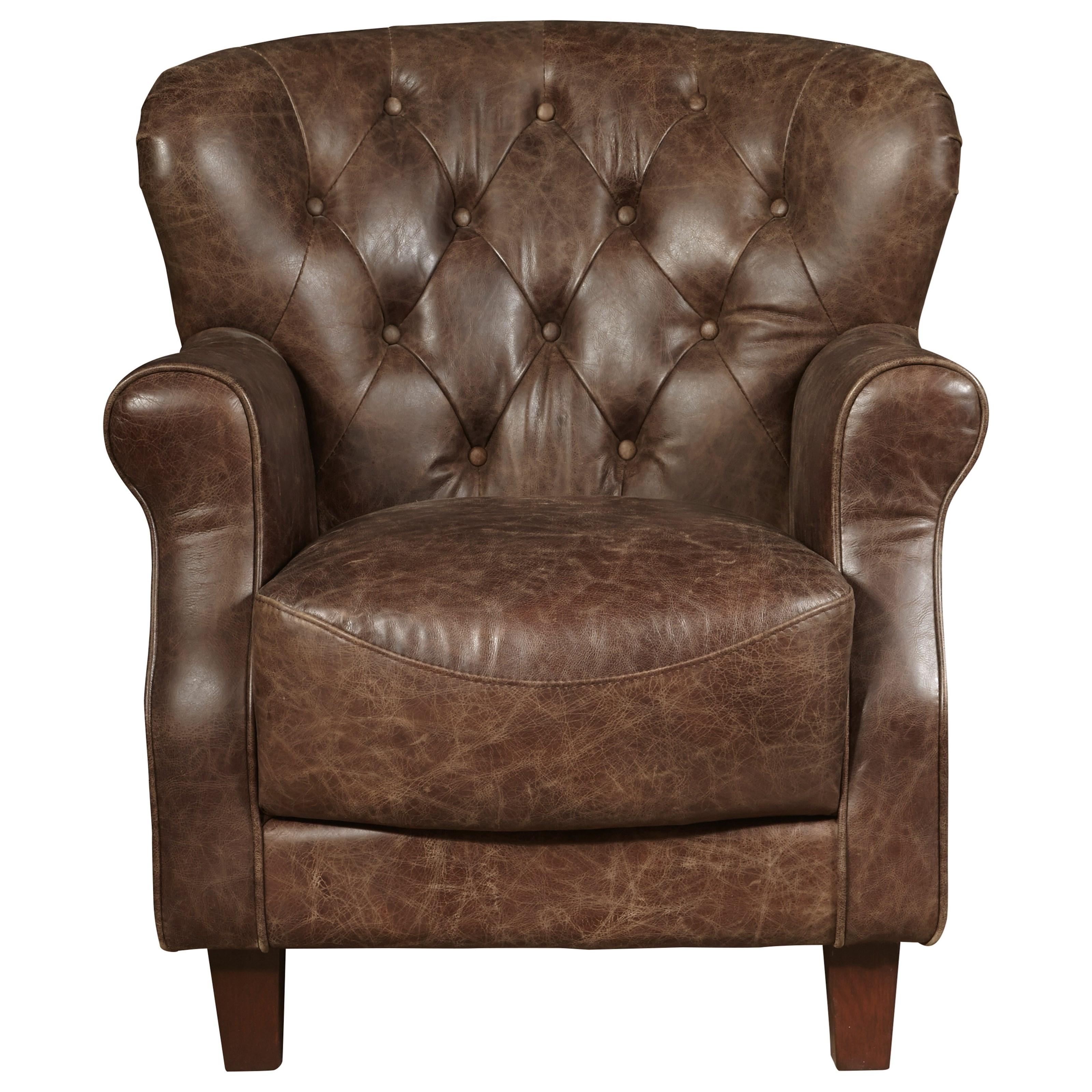 Elegant Pulaski Furniture Accent Chairs Grace Chair ...
