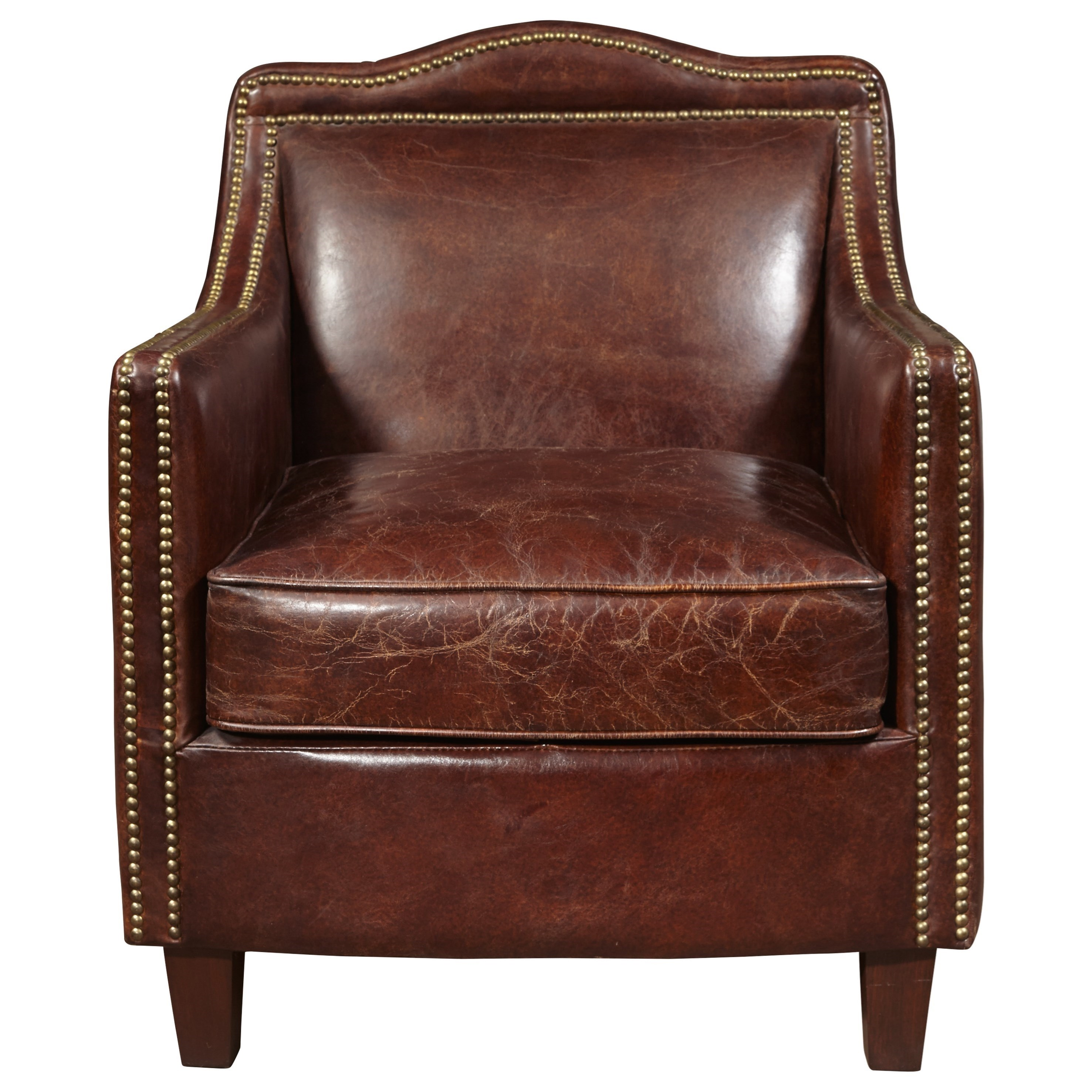 Pulaski Furniture Accent Chairs P006301 Danielle Arm Chair With Nail Head  Trim | John V Schultz Furniture | Upholstered Chairs