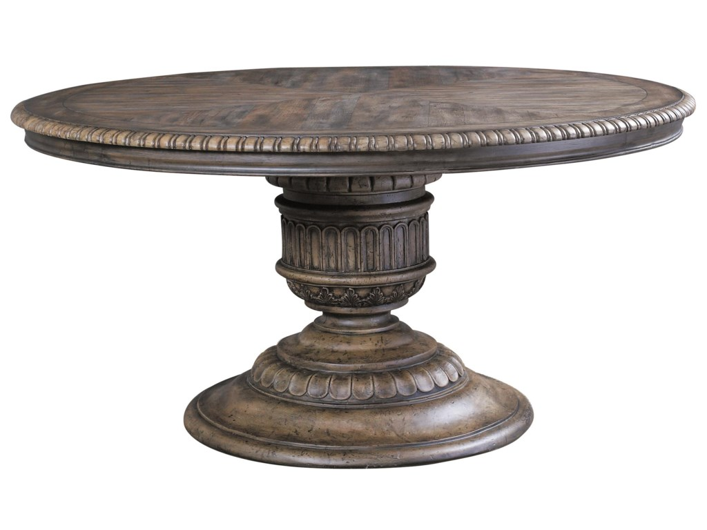 Pulaski Furniture Accentrics HomeDaphne Round Table