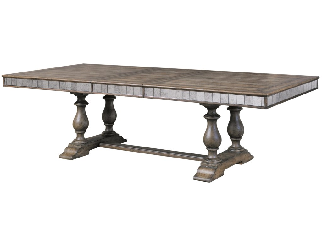 Pulaski Furniture Accentrics HomeAlekto Rectangular Table