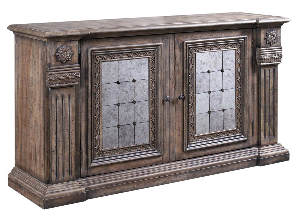 Pulaski Furniture Accentrics HomeAlexandreah Credenza