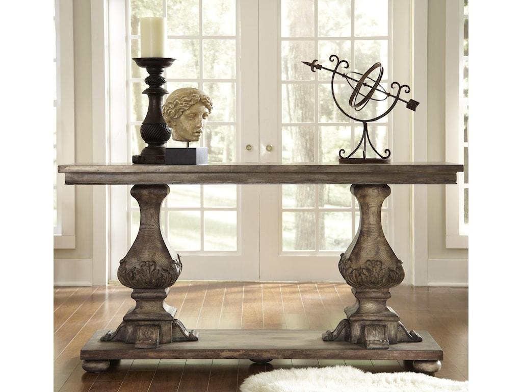 Pulaski Furniture Accentrics HomeAthena Console