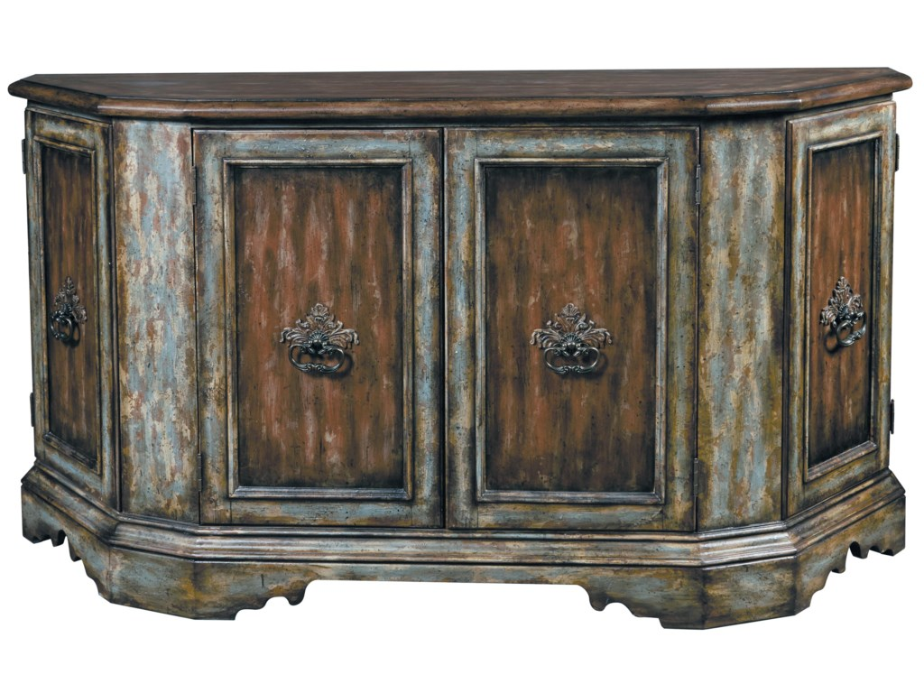 Pulaski Furniture Accentrics HomeMonaco Credenza