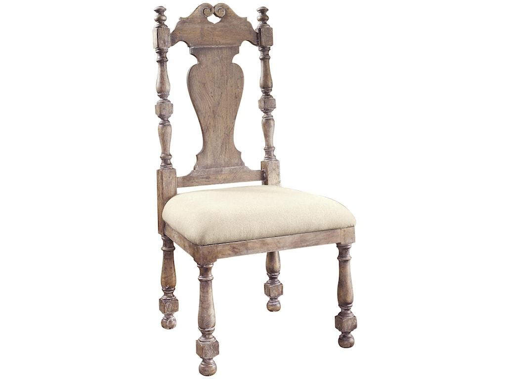 Pulaski Furniture Accentrics HomeKyra Side Chair