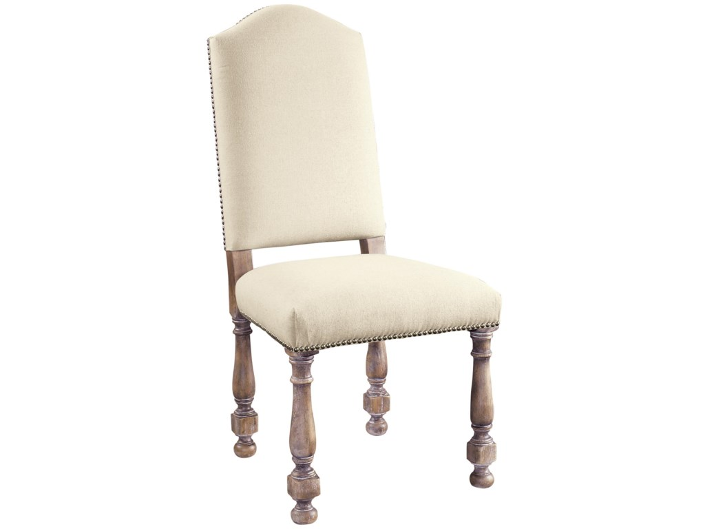 Pulaski Furniture Accentrics HomeAmethea Dione Side Chair