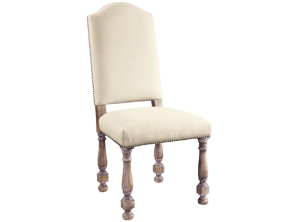 Pulaski Furniture Accentrics HomeAmethea Dione Side Chair