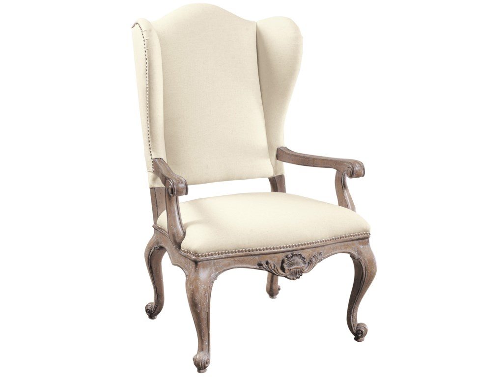 Pulaski Furniture Accentrics HomeDanae Arm Chair