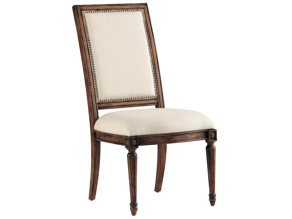 Pulaski Furniture Accentrics HomeNimes Side Chair