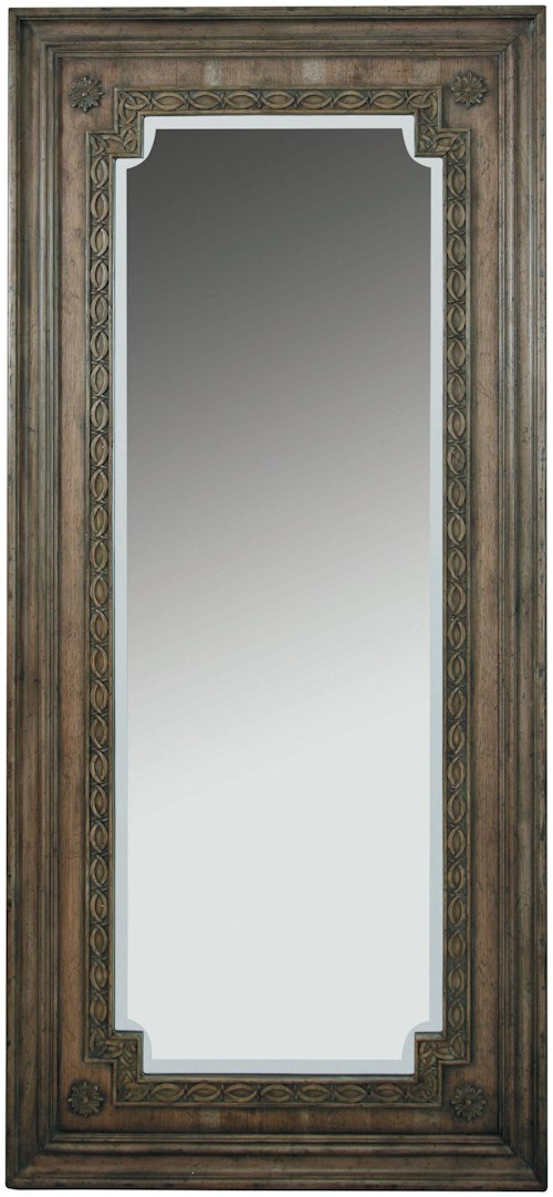 Pulaski Furniture Accentrics Home Avignon Floor Mirror