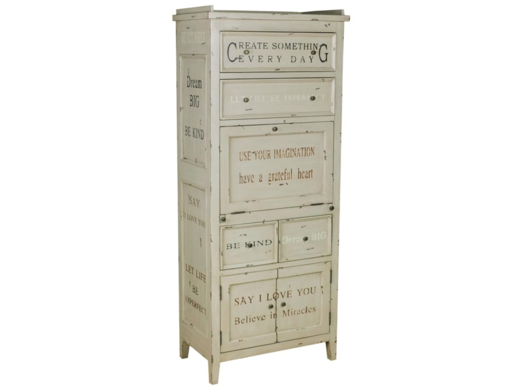 Pulaski Furniture AccentsTall Accent Cabinet