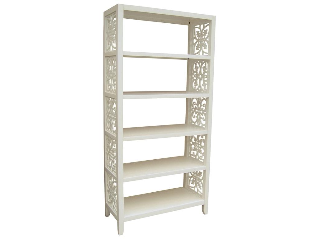 Pulaski Furniture AccentsMario Bookcase/Etagere