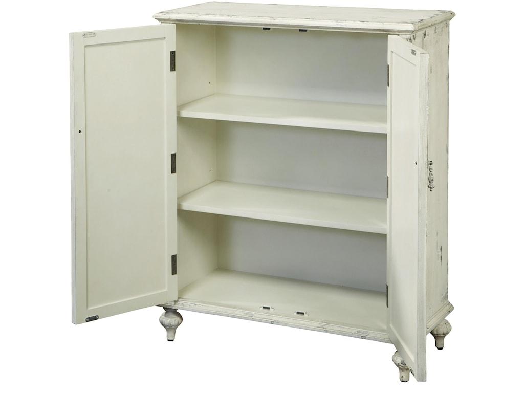 Open Storage Shown