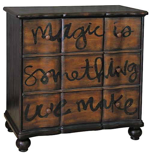 Pulaski Furniture Accents Making Magic Chest of Drawers