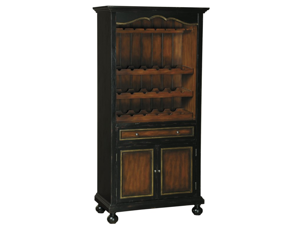 Pulaski Furniture AccentsCorde Valle Wine Cabinet