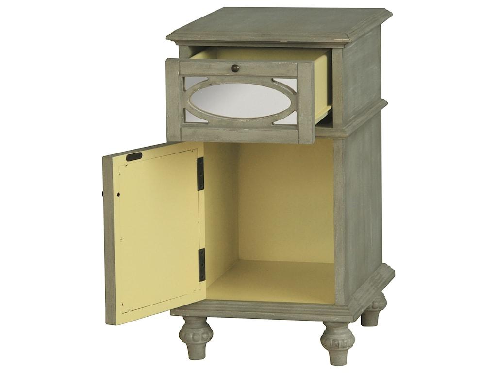 Pulaski Furniture AccentsAlderbrook Chairside Chest