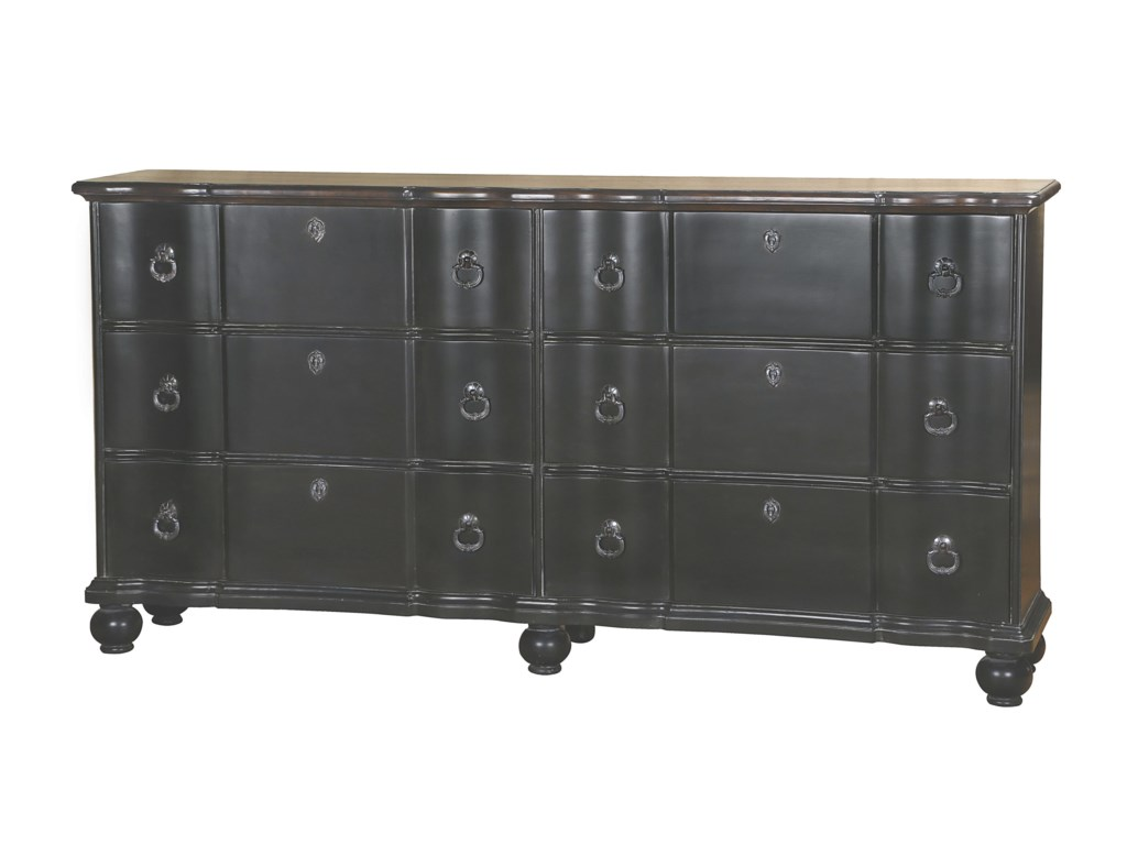 Pulaski Furniture AccentsDouble Chest Credenza