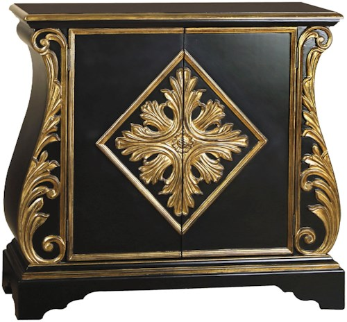 Pulaski Furniture Accents Caesar Chest with Acanthus Motif