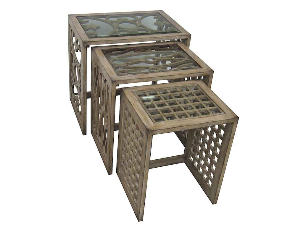 Pulaski Furniture AccentsNesting Table