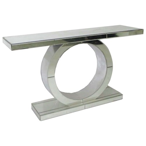 Pulaski Furniture Accents Contemporary Lydia Console Table