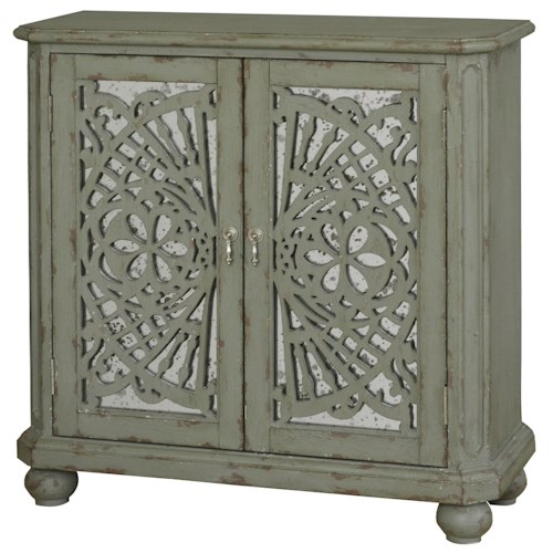 Pulaski Furniture Accents Distressed Hall Chest