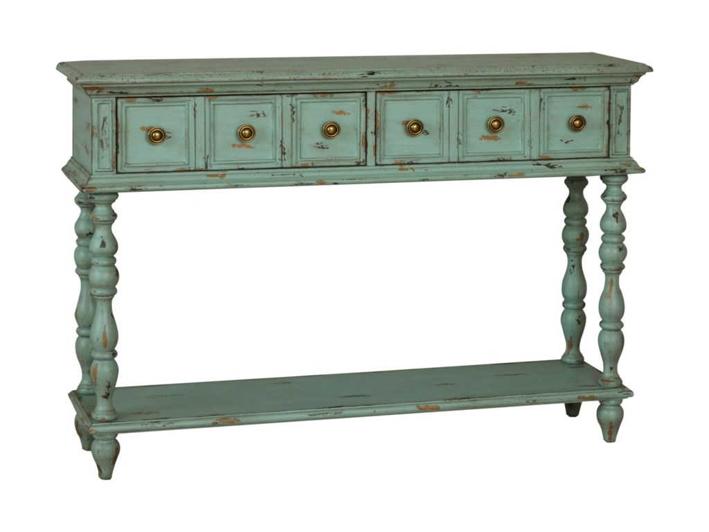 Pulaski Furniture AccentsLeg Console Table