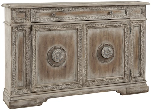 Pulaski Furniture Accents Distressed Hallway Chest