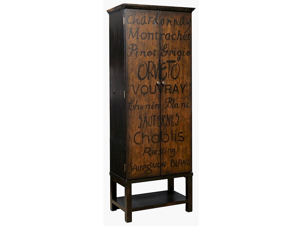 Pulaski Furniture AccentsMajic Wine Cabinet