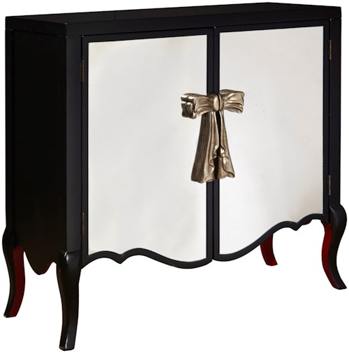 Pulaski Furniture Accents Gigi Accent Console with Wine Storage