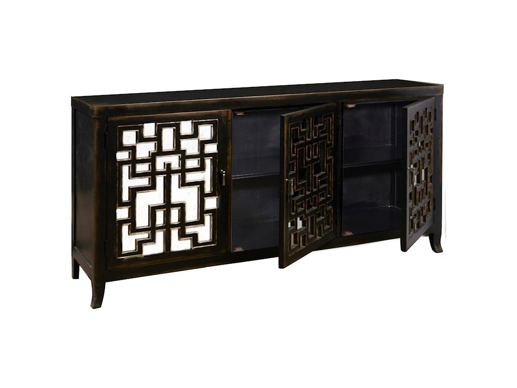 Pulaski Furniture Accents3 Door Console