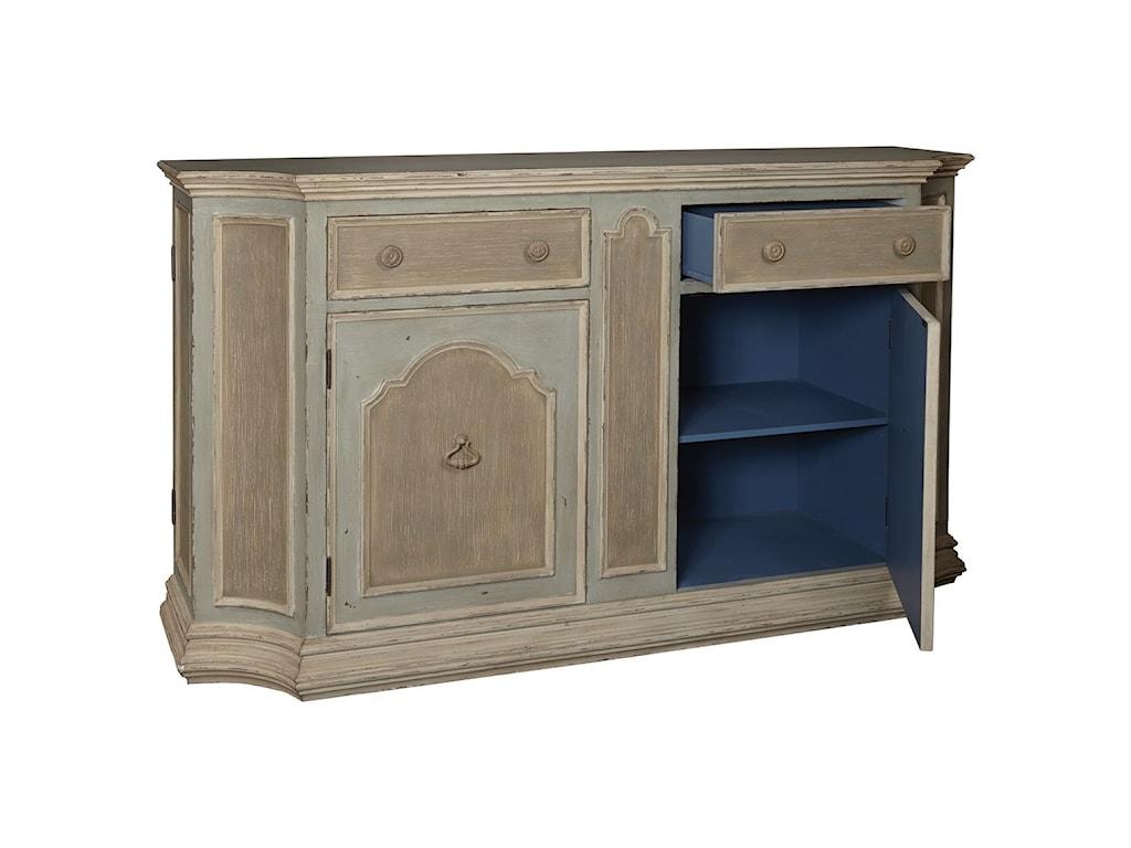 Pulaski Furniture AccentsPhantom Credenza