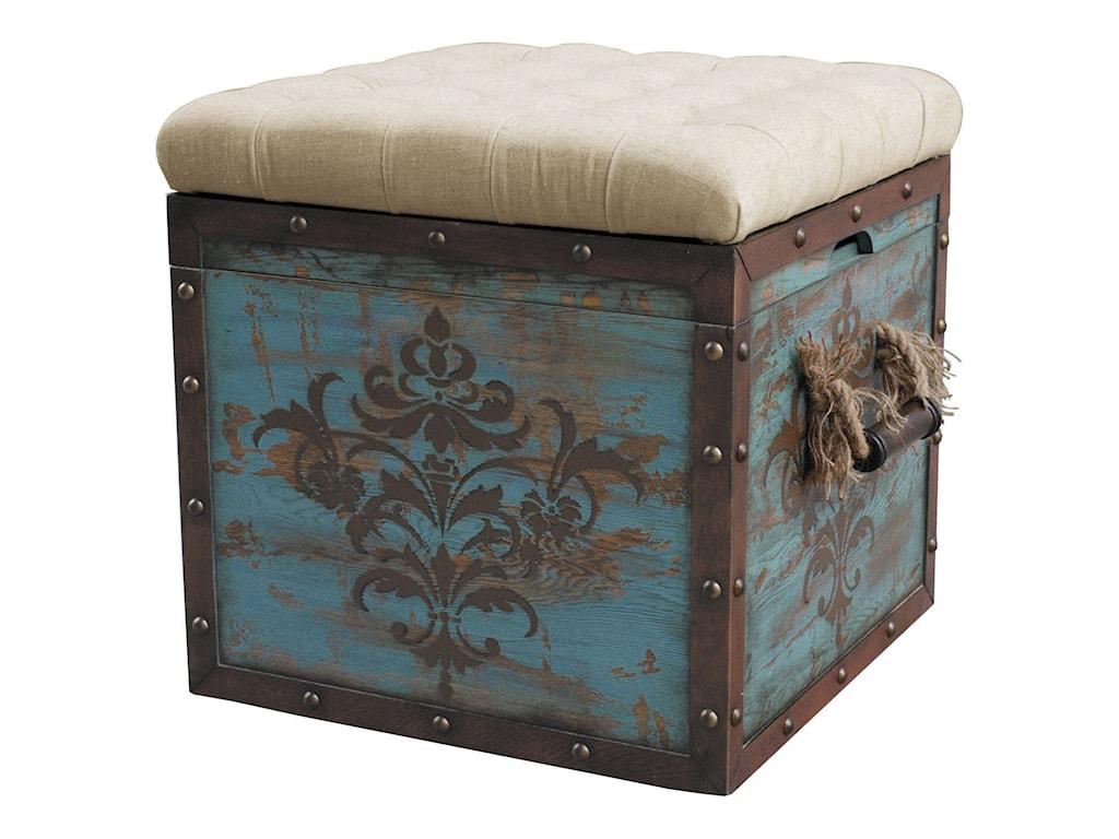 Pulaski Furniture AccentsStorage Ottoman