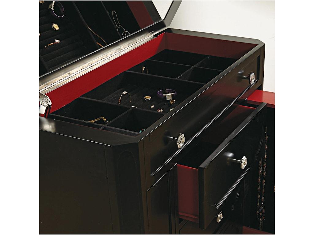 Pulaski Furniture AccentsSterling Jewelry Chest