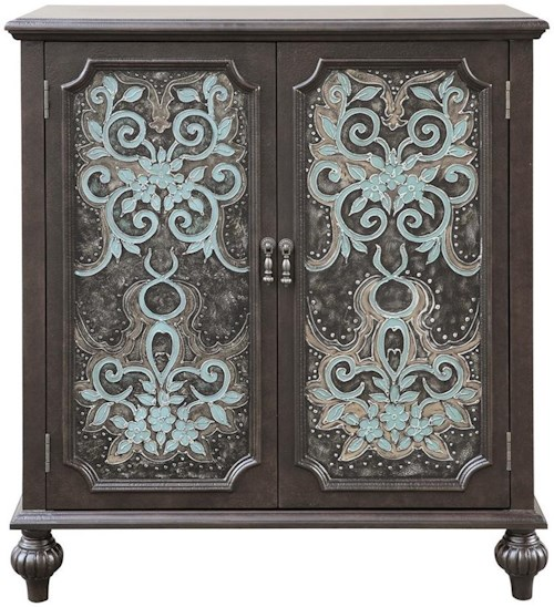 Pulaski Furniture Accents Accent Wine Cabinet