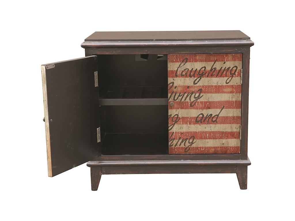 Pulaski Furniture AccentsAccent Wine Cabinet