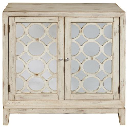 Pulaski Furniture Accents Quinn Hall Chest with 1 Adjustable Shelf