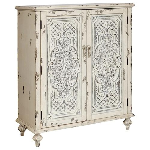 Pulaski Furniture Accents Tin Antique Accent Chest