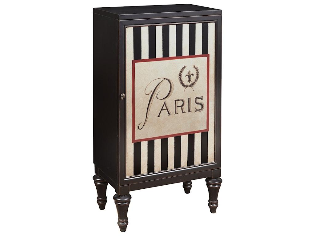 Pulaski Furniture AccentsParis Bar Cabinet