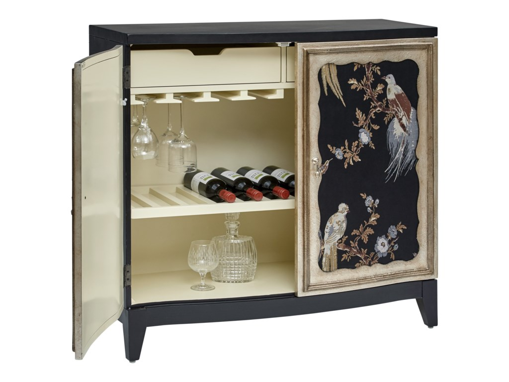 Pulaski Furniture AccentsCharlotte Accent Cabinet