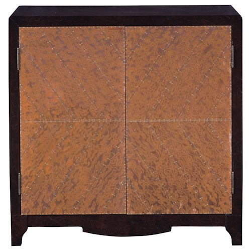 Pulaski Furniture Accents Penny Accent Cabinet with Wine Storage